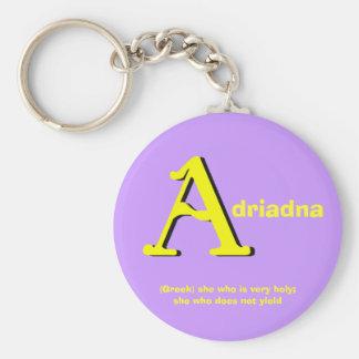 Adriadna Keychain