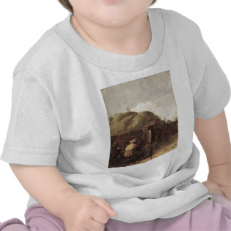 Adriaen Brouwer Seated Drinkers T Shirt