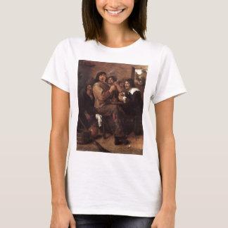 Adriaen Brouwer Smoking Men T-Shirt