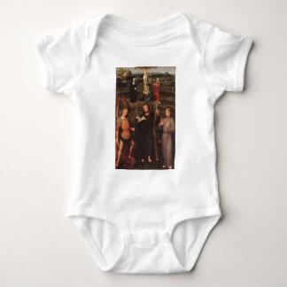 Adriaen Isenbrandt Archangel St Michael St Andrew T-shirt