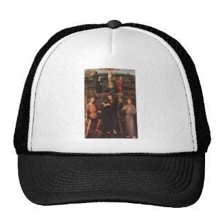 Adriaen Isenbrandt Archangel St Michael St Andrew Trucker Hat