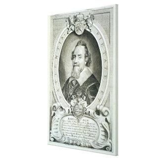 Adriaen Pauw (1585-1653) from 'Portraits des Homme Canvas Print