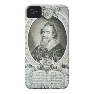 Adriaen Pauw (1585-1653) from 'Portraits des Homme iPhone 4 Cases