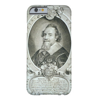 Adriaen Pauw (1585-1653) from 'Portraits des Homme Barely There iPhone 6 Case
