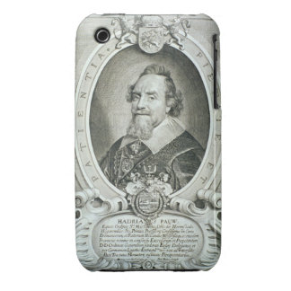 Adriaen Pauw (1585-1653) from 'Portraits des Homme iPhone 3 Cases