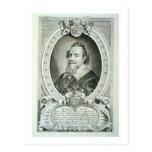 Adriaen Pauw (1585-1653) from 'Portraits des Homme Postcard