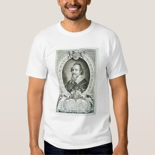Adriaen Pauw (1585-1653) from 'Portraits des Homme Tee Shirts