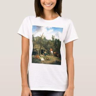 Adriaen van de Velde Hut T-Shirt