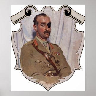 Adrian Carton de Wiart Póster