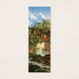 Adrian Ludwig Richter - The Watzmann Mini Business Card