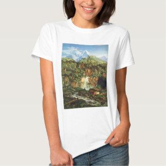 Adrian Ludwig Richter - The Watzmann Shirt