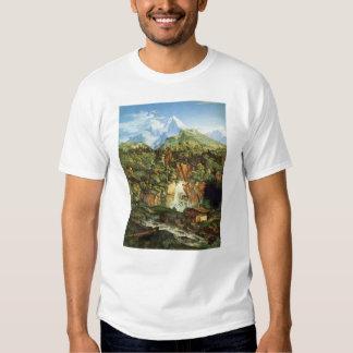 Adrian Ludwig Richter - The Watzmann T-shirt
