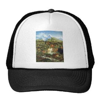 Adrian Ludwig Richter - The Watzmann Trucker Hat