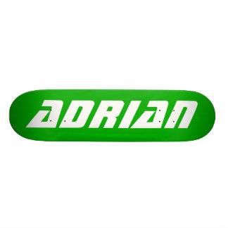 Adrian, Personalized Skateboard Custom Skate Board