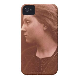 Adriana foto de la sepia iPhone 4 Case-Mate carcasas