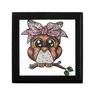 Adriana's Owl by Cheri Lyn Shull Gift Boxes