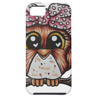 Adriana's Owl by Cheri Lyn Shull iPhone SE/5/5s Case