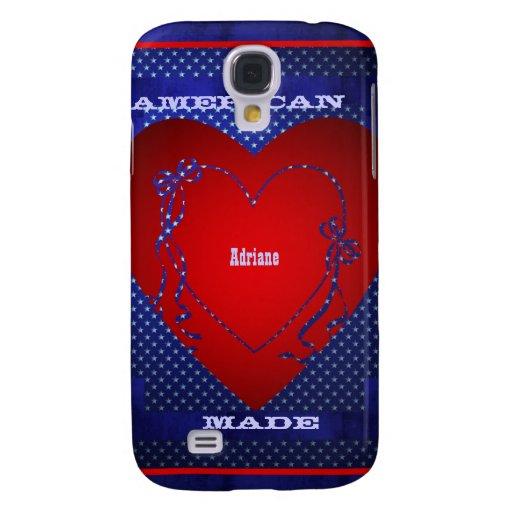 Adriane Samsung Galaxy S4 Case