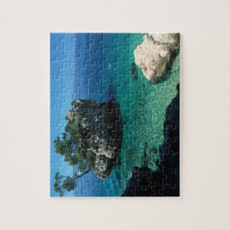 Adriatic sea, beautiful nature jigsaw puzzle