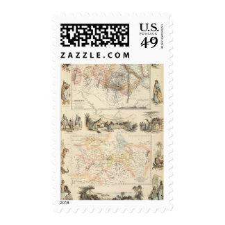 Adrica Timbre Postal