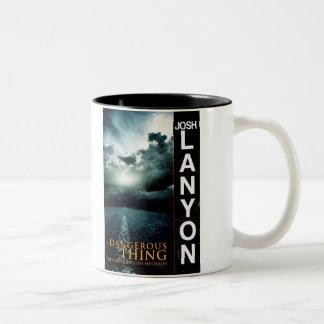 Adrien English A Dangerous Thing opera quote mug