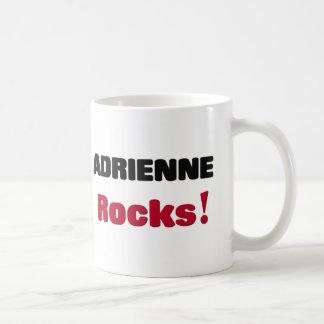 Adrienne Rocks Coffee Mug
