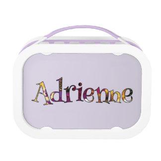 Adrienne's Colorful Fun Lunch Box Set