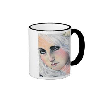 Adrift Mermaid Mug