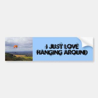 Adrift on the Wind Bumper Sticker