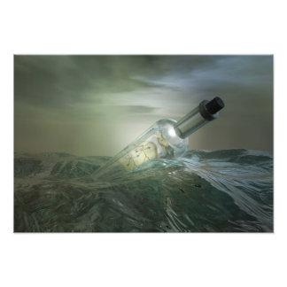 Adrift Photo Print