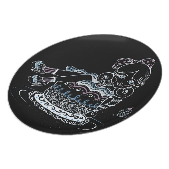 Adrift Plate