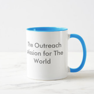 adrive4life, The Outreach Mission for The World Mug