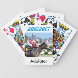 Adulator Bicycle Playing Cards