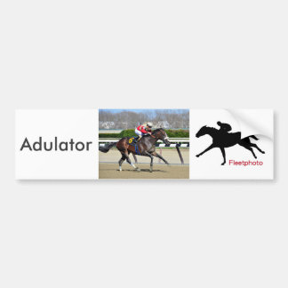 Adulator Bumper Sticker