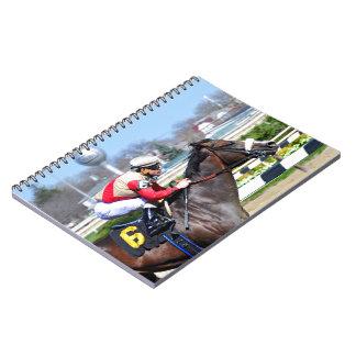 Adulator Spiral Notebook
