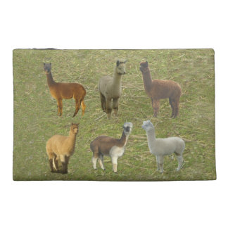 Adult alpacas travel accessories bags