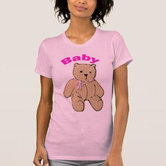 Adult Baby Girl Baby Bear T-Shirt