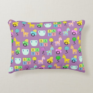 Adult Baby Pillow/ABDL accent Pillow/Adult Baby Accent Pillow