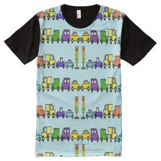 Adult Baby Transportation/ ABDL cute/ Baby4Life All-Over-Print Shirt