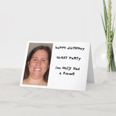 Adult Birthday Cards by cinda07. A woman feeling good on the cover, ...