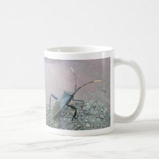Adult Black Assasin Bug (Reduviid) Items Coffee Mug