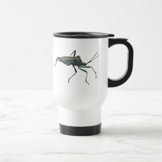 Adult Black Assasin Bug (Reduviid) Items Travel Mug