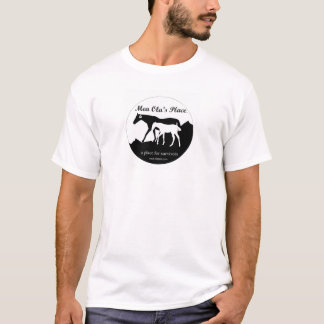 Adult - Black & White Logo T-Shirt