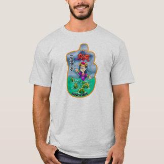 Adult Cartoon Mitzu Gami T-Shirt