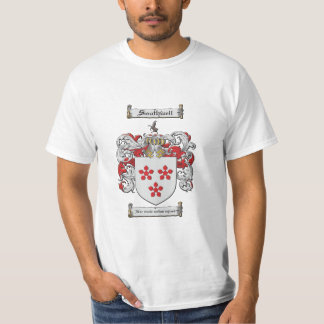 Adult Clothing (male and female)  - Large Crest T-Shirt