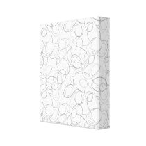Adult Color Yourself Abstract Art Wall Canvas