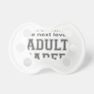 ADULT DIAPERS HUMOR T-SHIRTS AND GIFTS PACIFIER