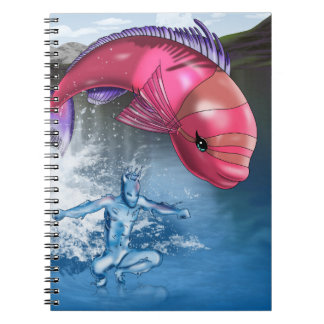Adult Element: Agua Notebook