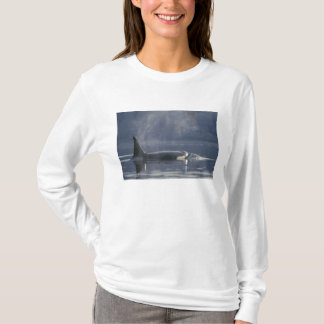 Adult female Orca Whale Orcinus Orca), Puget T-Shirt