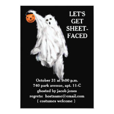 Adult Halloween Party Invitations at Zazzle